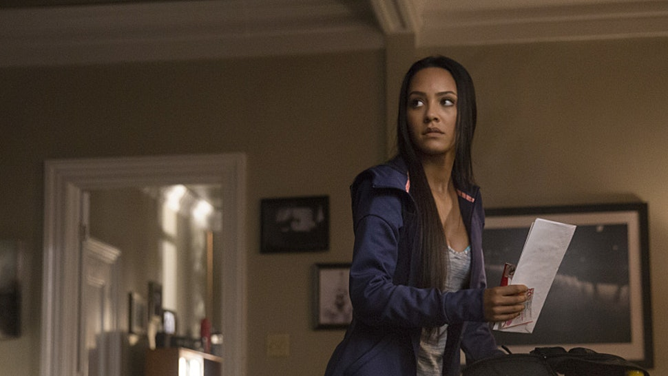Who Is Sarah Salvatore On 'Vampire Diaries'? She's In Serious Trouble