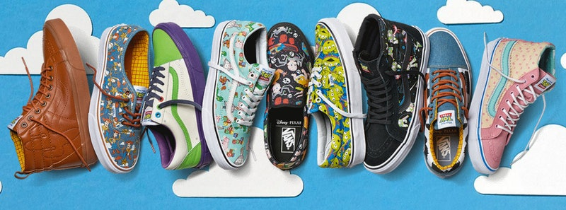 When Is Vans x 'Toy Story' Coming Out? The Collection Is A Disney ...
