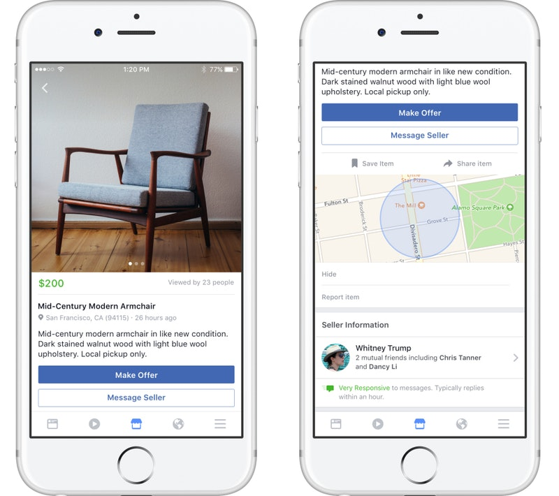 How Do You Pay In Facebook Marketplace The Function Is Similar To Craigslist