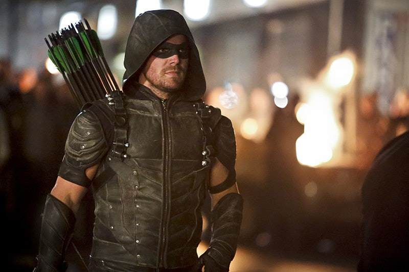 Recap Arrow Season 4 Before Setting Your Sights On Star Citys Next Adventure