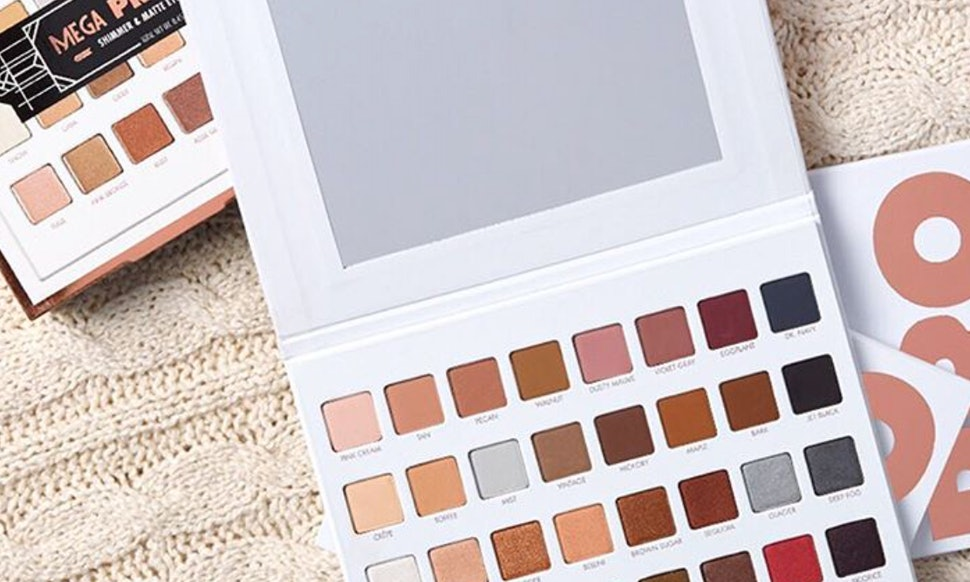 is the lorac mega pro palette 3 sold out here s the only place to