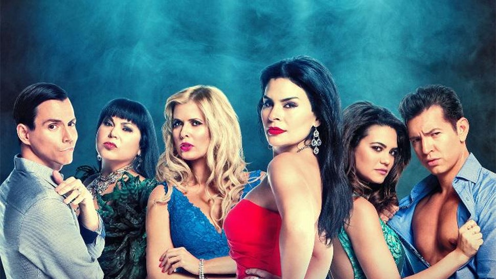The 'My Life Is A Telenovela' Cast Has Real-Life Drama As