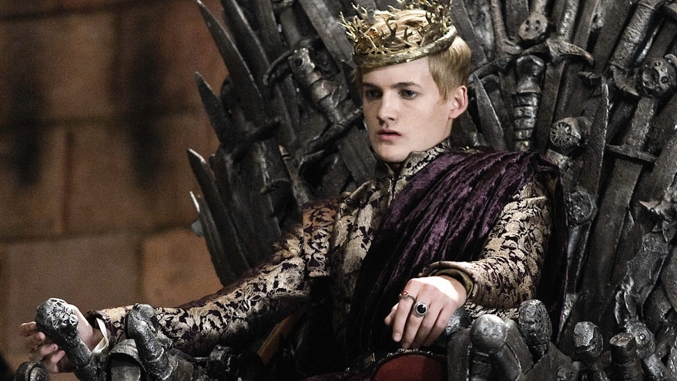 How 'Game Of Thrones' Should End, According To Joffrey ...