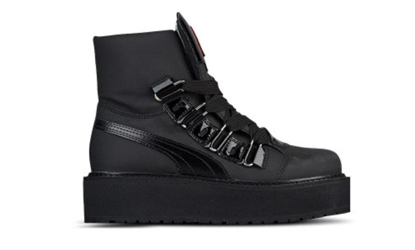 Rihanna Puma Fenty Sneaker Boot