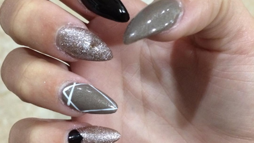 5 Reasons Why Stiletto Nails Might Be A Bad Idea From Someone Who