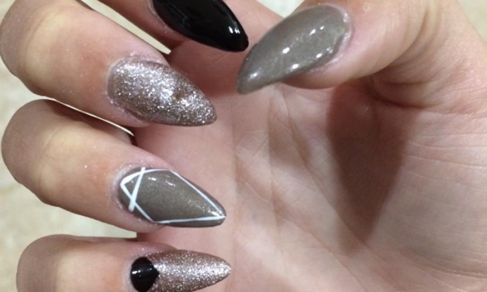5 Reasons Why Stiletto Nails Might Be A Bad Idea, From Someone Who ...