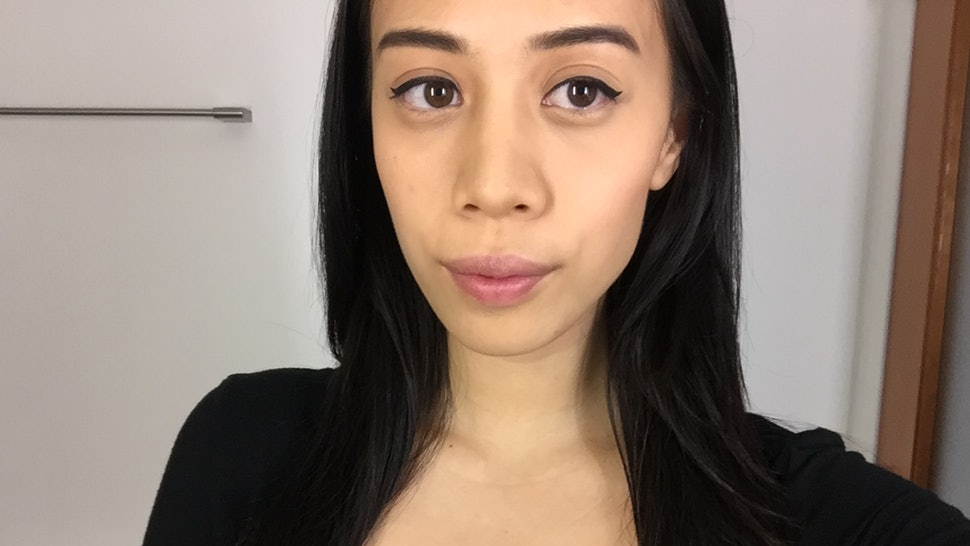 How To Get Straight Korean Brows Without Trimming Your Eyebrow Hairs