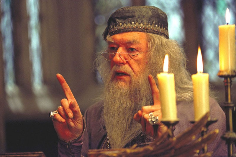 dumbledore quotes from harry potter that are so relatable