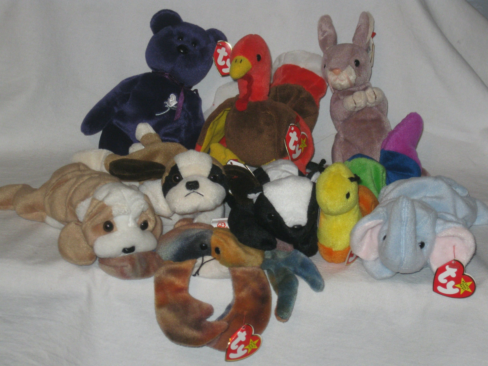The Most Valuable Beanie Babies Could Be Hiding in Your Closet 2149fede790