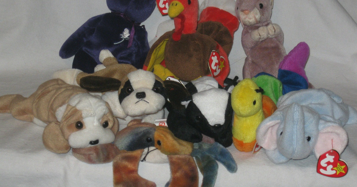 the most valuable beanie babies could be hiding in your closet. Black Bedroom Furniture Sets. Home Design Ideas