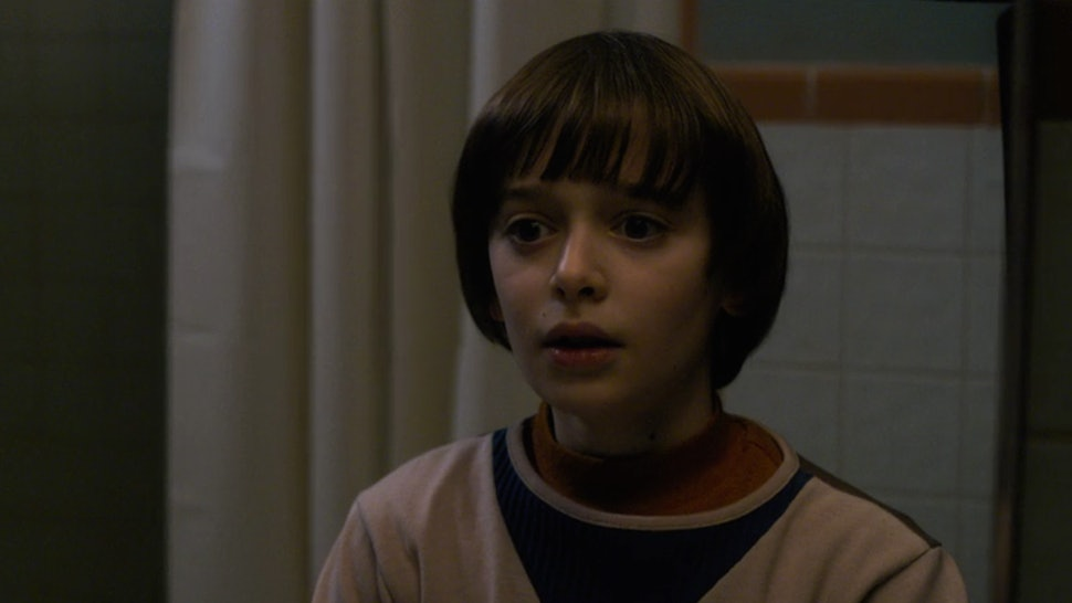 What Did Will Cough Up In The 'Stranger Things' Finale? The