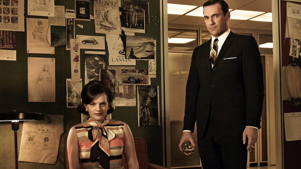 9 Don & Peggy Moments In \'Mad Men\' That Completely Defined Their ...