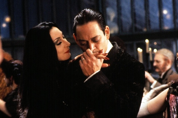 How The Addams Family Totally Gets Bdsm Relationships Right