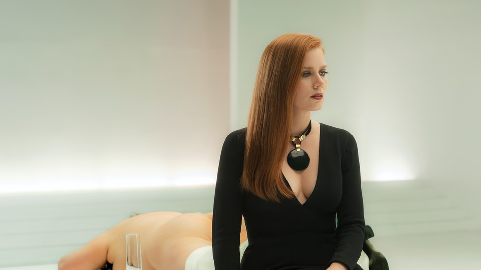 The Nocturnal Animals Trailer Proves This Film Could Win Amy Adams Her First Oscar Video