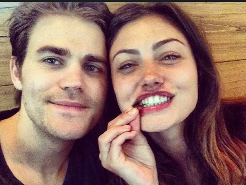 Relationship phoebe tonkin What is