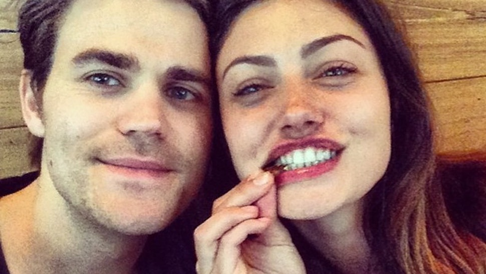 whos dating who paul wesley
