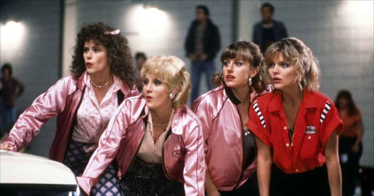 24 Things You Notice When You Rewatch Grease 2 From The Outfits To Wait Michelle Pfeiffer Was In This
