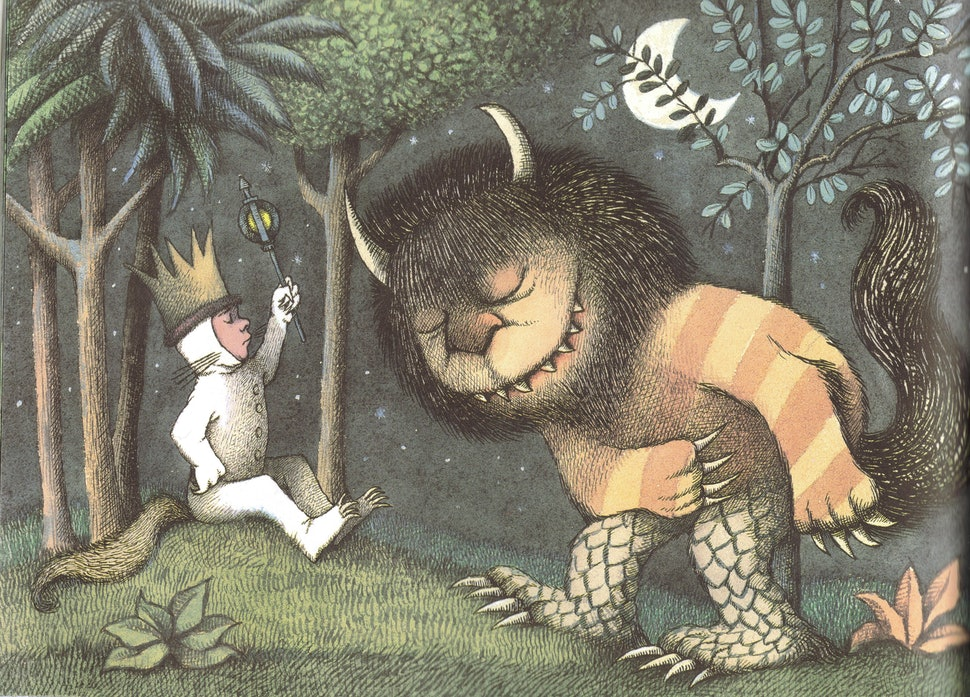 Maurice Sendaks Where The Wild Things Are Taught Us These 7 Vital