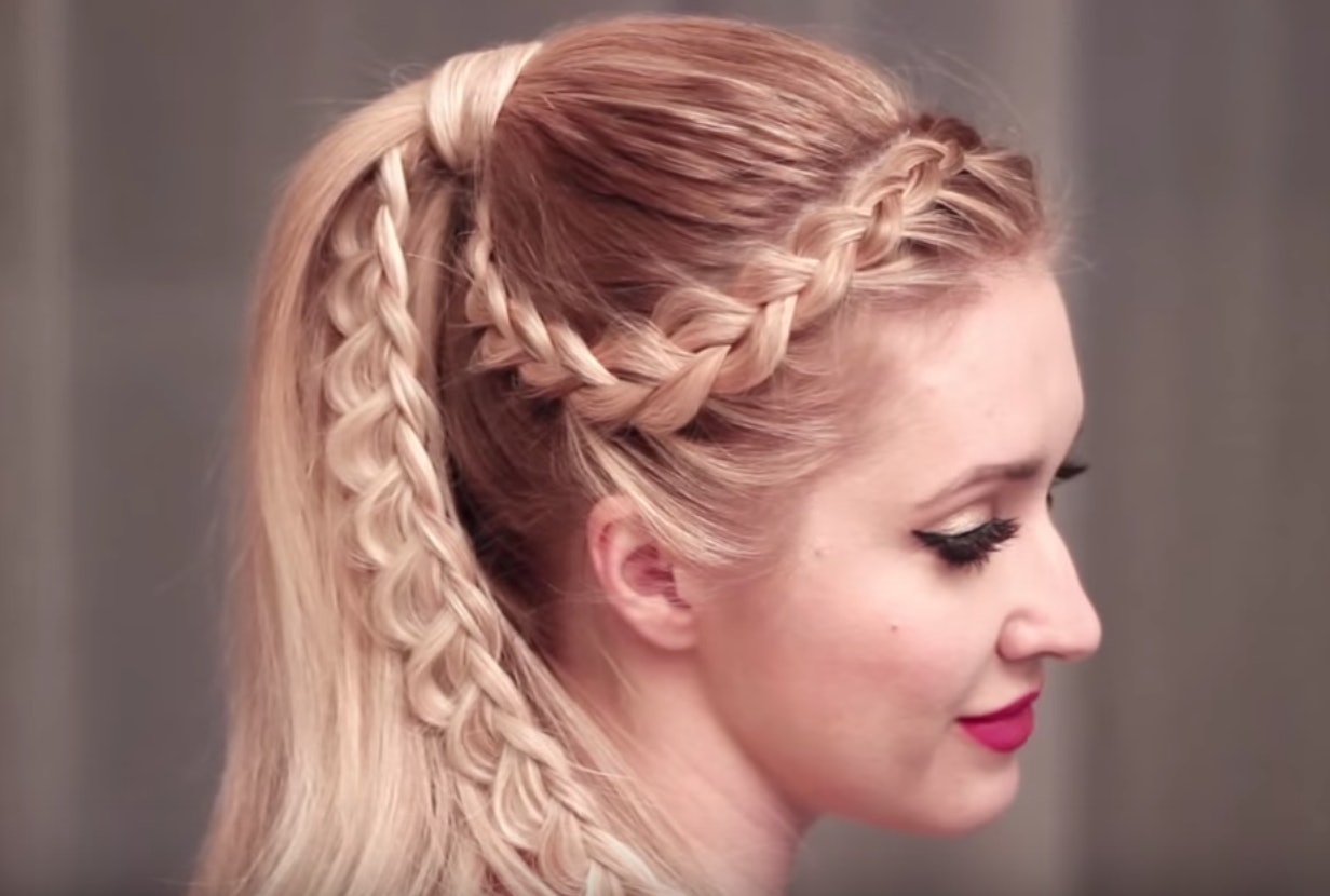 11 Original Hairstyle Ideas For Long Hair That Prove Your