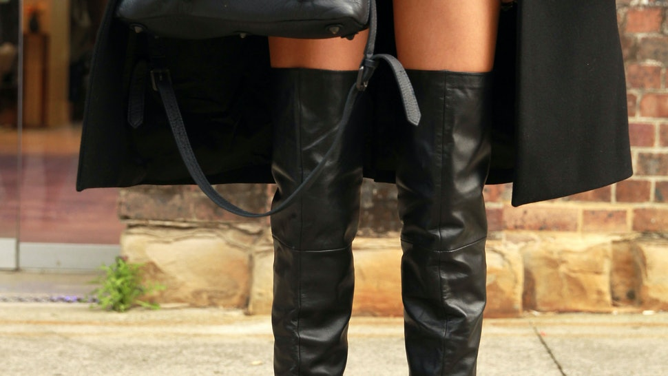 8bf6cdba119e 15 Best 2016 Over The Knee Boots To Shop