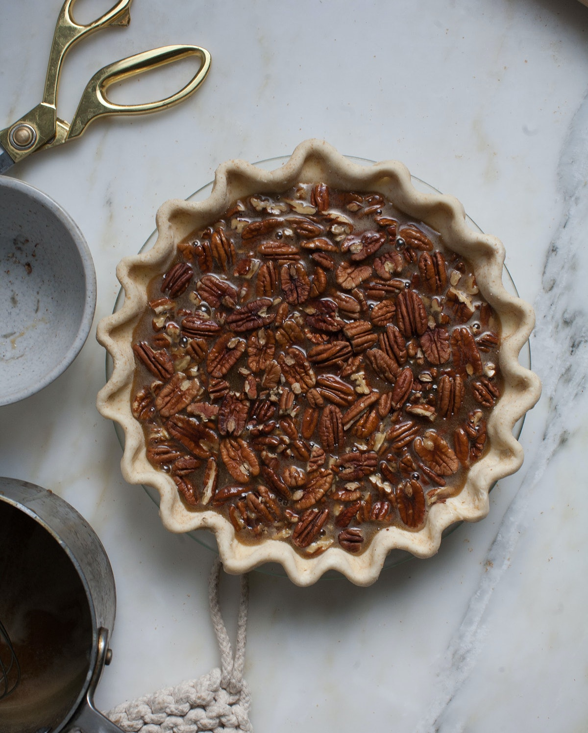 11 Easy Pecan Pie Recipes For Thanksgiving 2016 That Are Sure To Impress