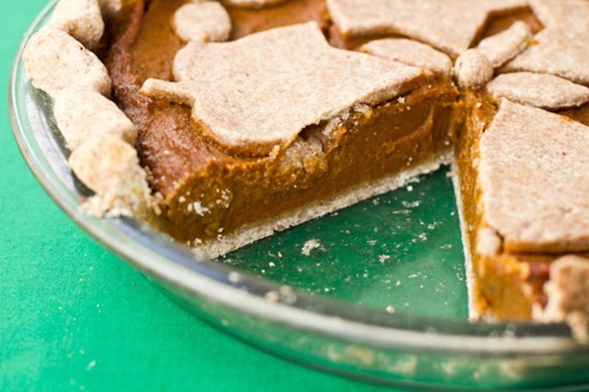 15 Vegan Pumpkin Pie Thanksgiving Recipes You'll Wish You Had Leftovers Of