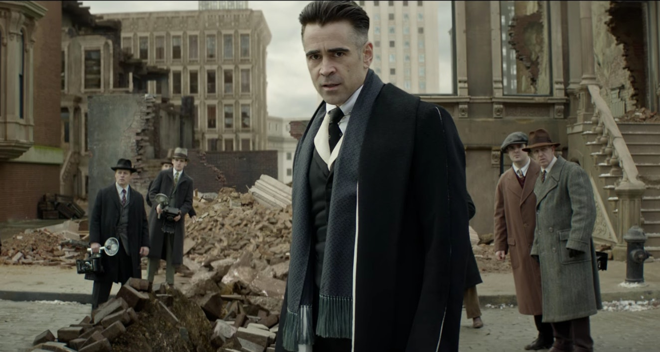 Image result for colin farrell in fantastic beasts