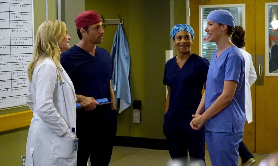 When Does \'Grey\'s Anatomy\' Come Back? Season 13 Still Has A Lot Of ...