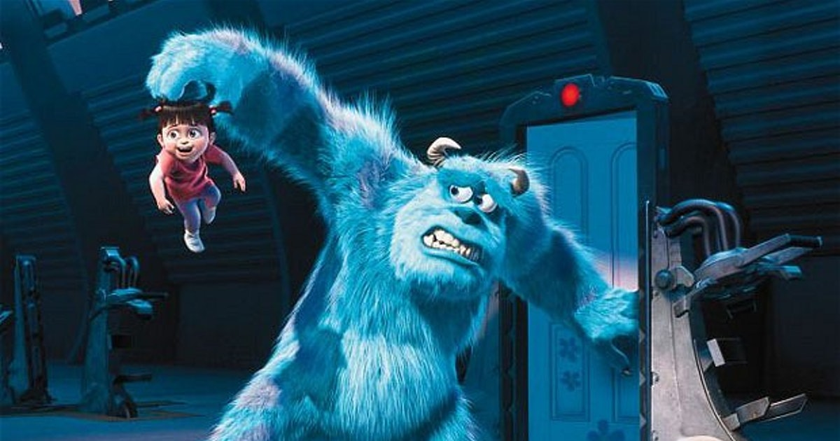 16 Things I Noticed Rewatching Monsters Inc As An Adult