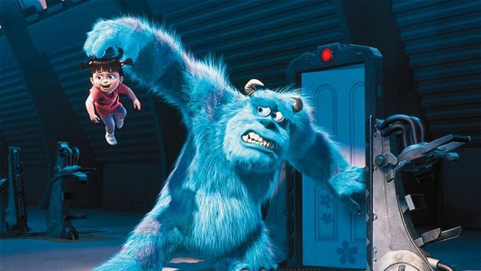 16 Things I Noticed Rewatching 'Monsters, Inc ' As An Adult