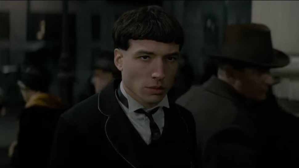 Is Credence Voldemort's Father? The 'Fantastic Beasts' Theory Doesn