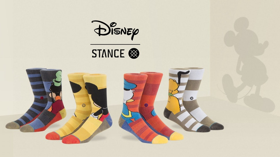 When Does The Stance x Disney Collection Come Out  Mark Your Calendars e47fe929998e
