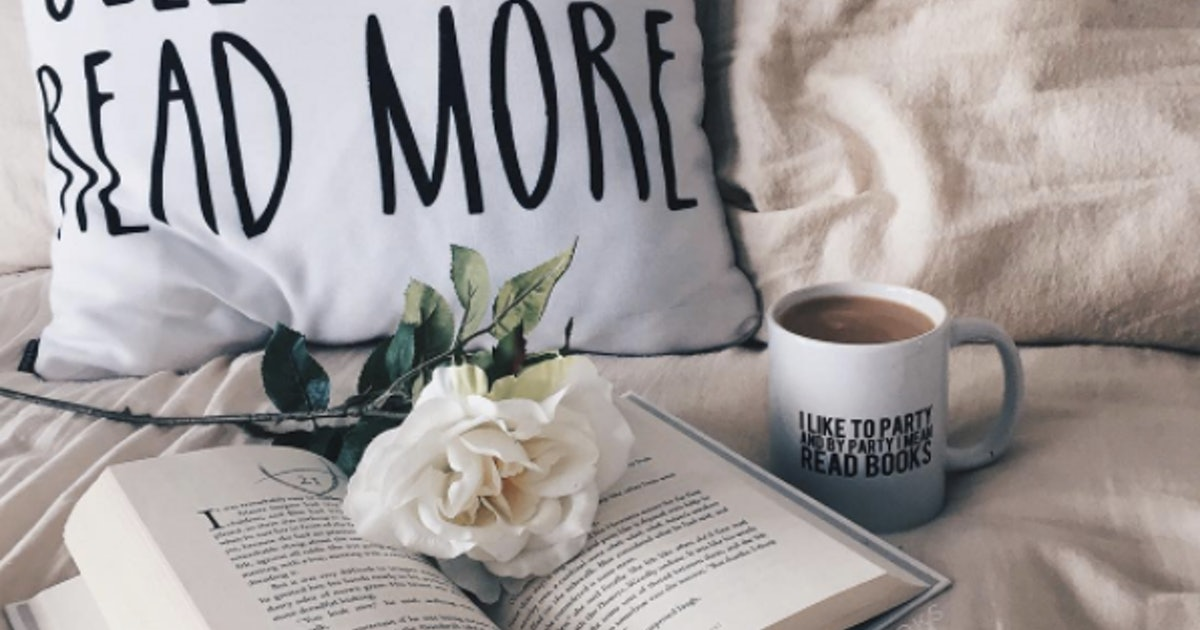 10 Books To Take You Out Of The Real World