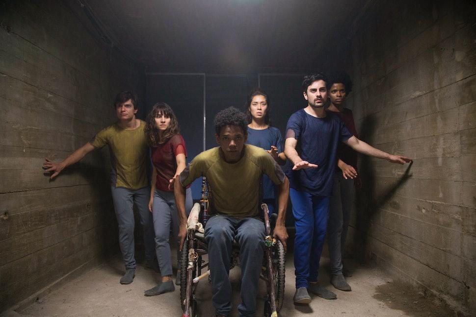 Znalezione obrazy dla zapytania 3% tv series season 2