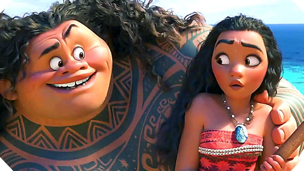 you re welcome from moana proves dwayne johnson is just as