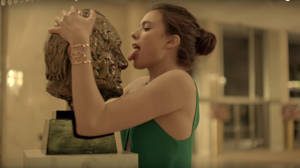 The 16 Weirdest, Funniest, & Craziest Perfume Commercials Of