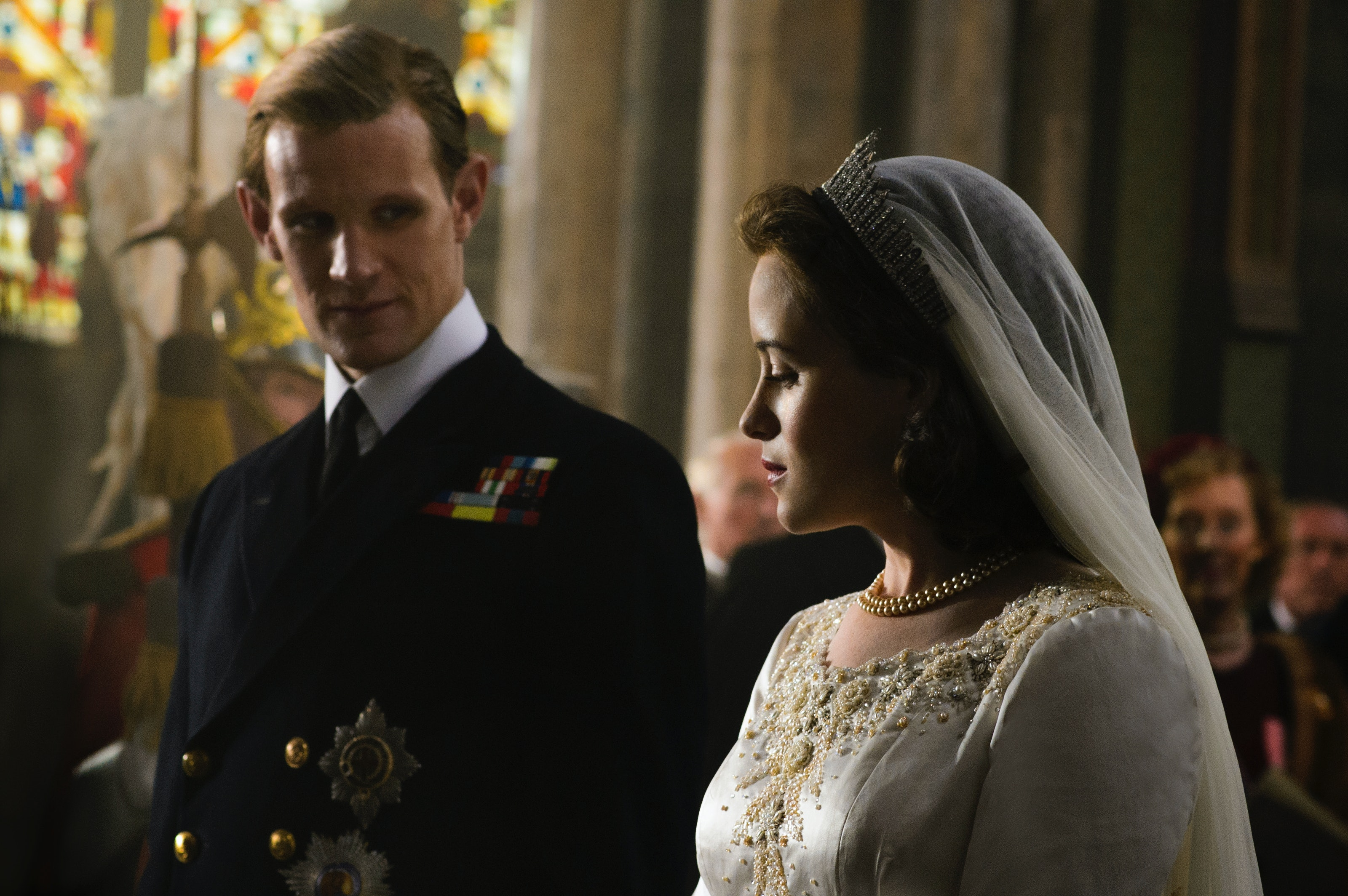 How Did Prince Philip Queen Elizabeth Meet The Crown Tells The