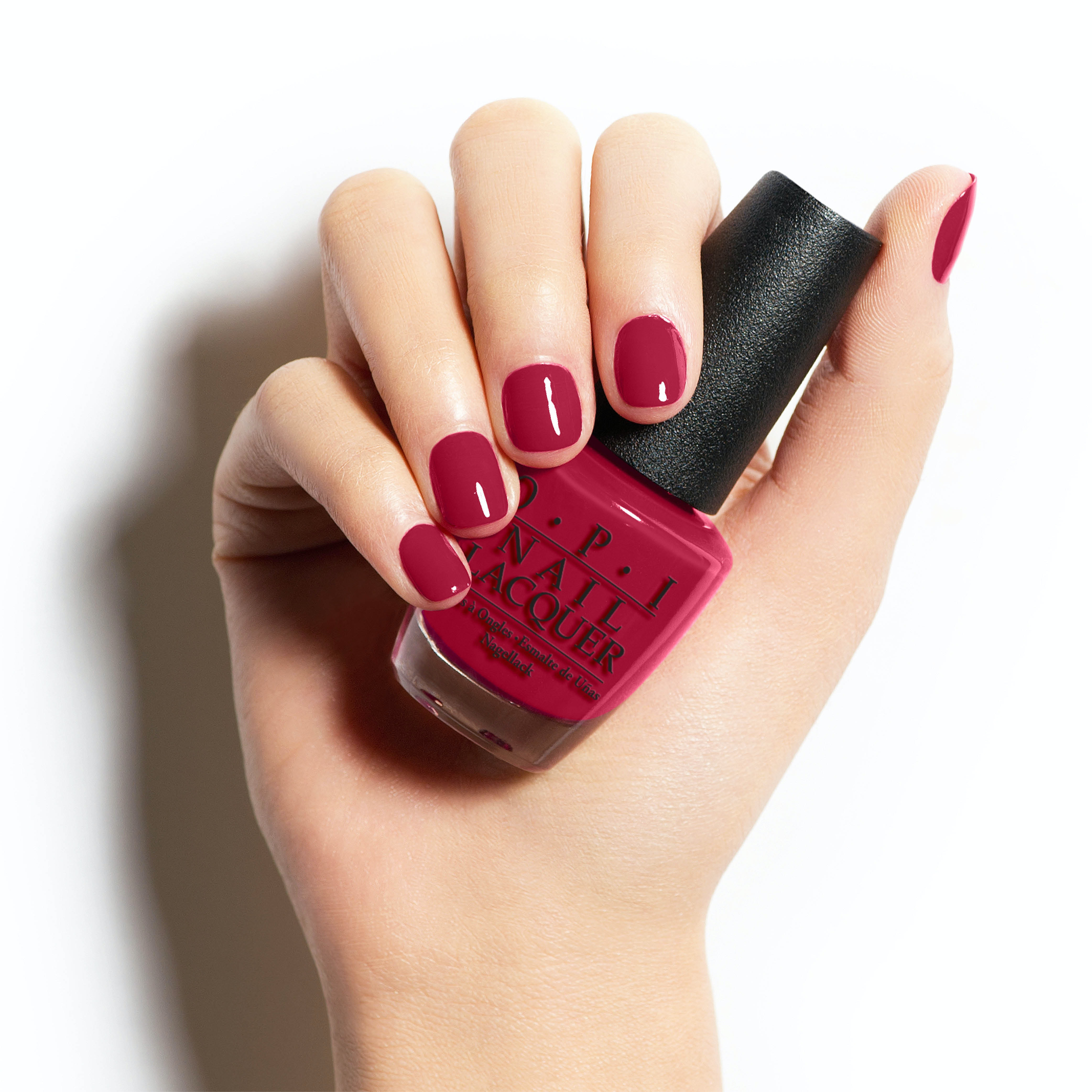 Why Are People Wearing Red Nail Polish For Election Day? OPI\'s Madam ...