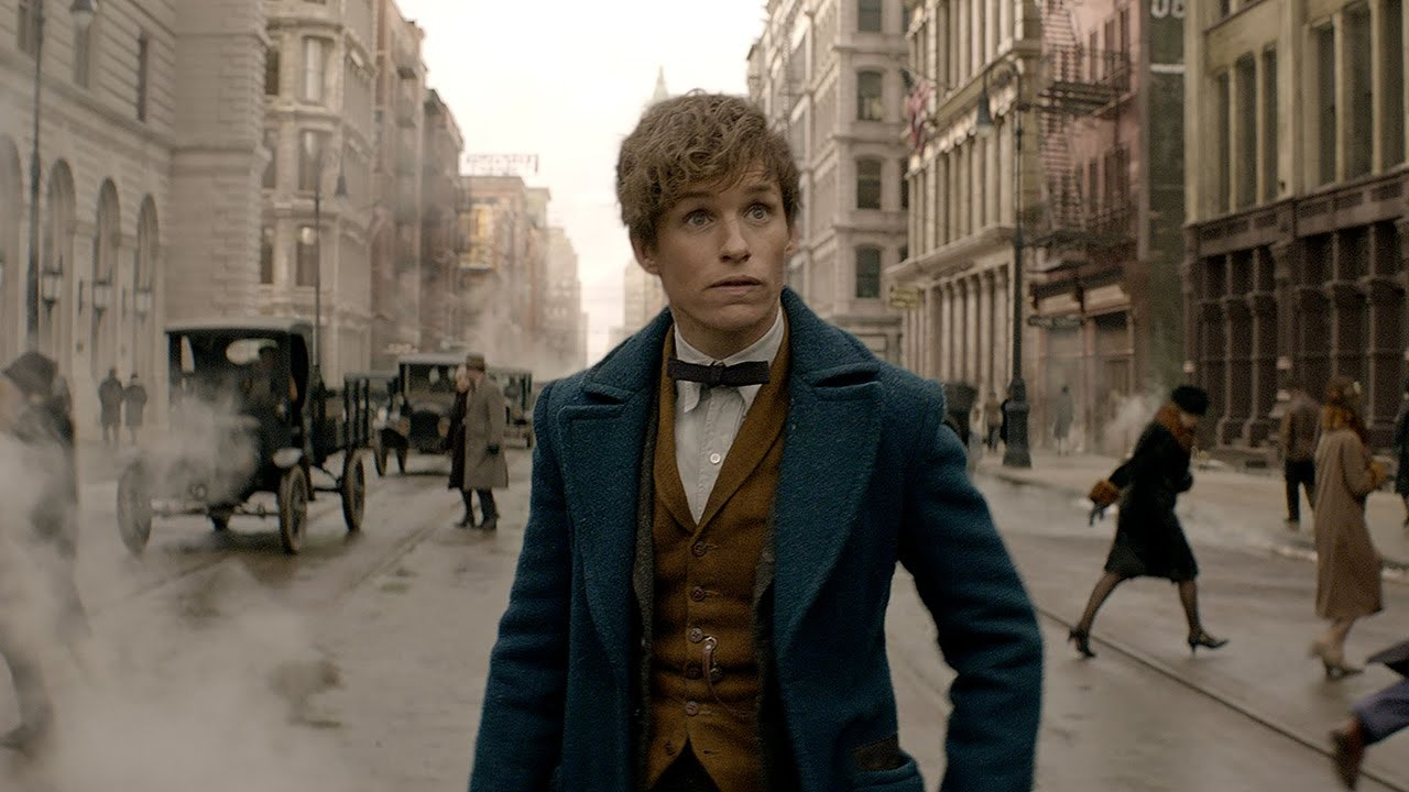When does fantastic beasts come out
