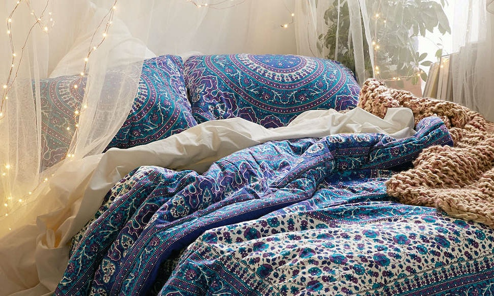 top on mangano more adding most a bed gallery how earth comforter comfortable to comfort cushion joy pillow your the place memorycloud blanket mattress make