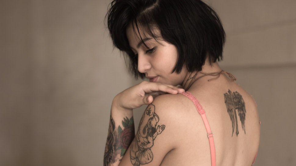 4ab16abee3722 11 Ways To Hide Tattoos With Clothing When You've Got To Cover Your Ink