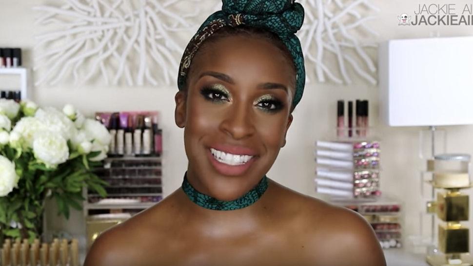 Dramatic sunset makeup tutorial | makeup for black women youtube.
