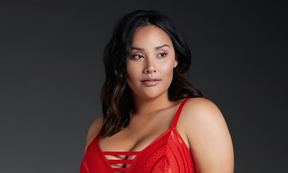 11 Plus Size Holiday Lingerie Sets For Anyone Who Wants To Stay On The Naughty  List