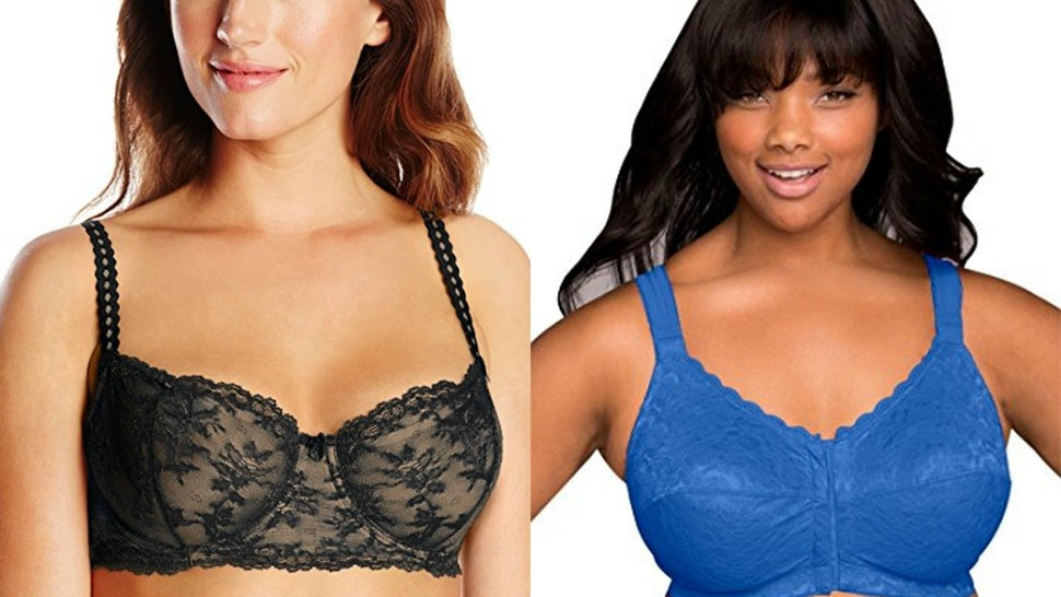 e17787b8610 9 Of The Best Plus Size Bras For Small Boobs