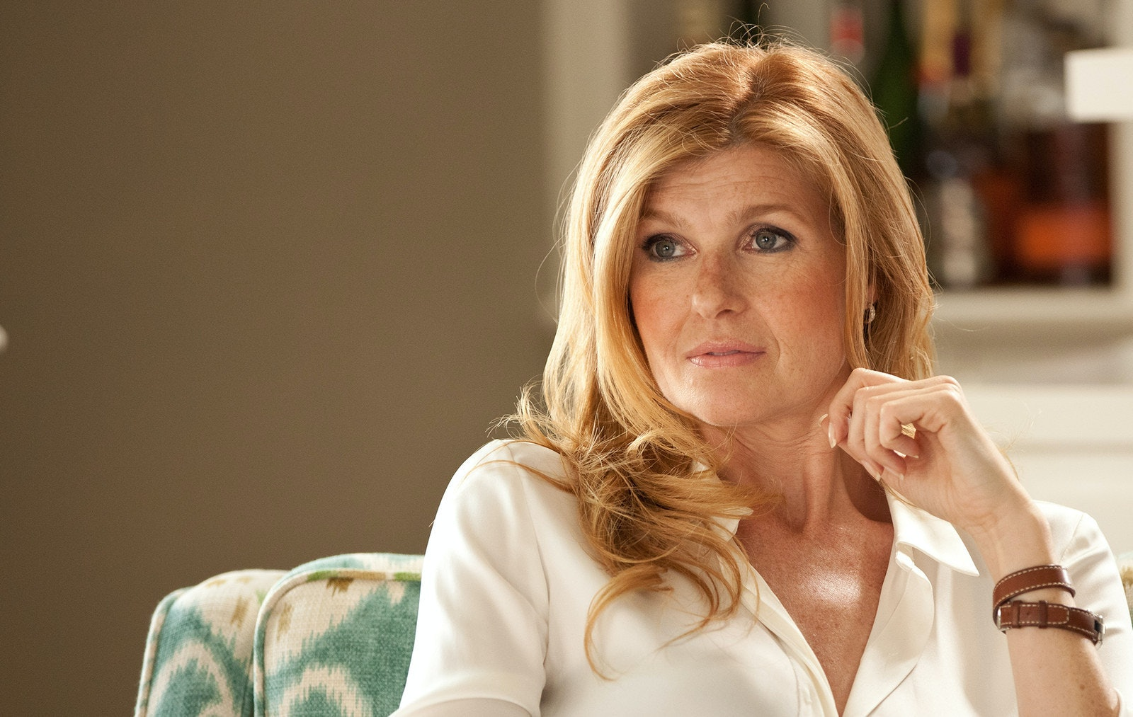 Connie Britton Talks About Owning Her Age On 'Nashville