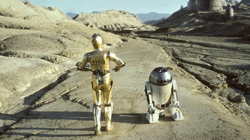 Are R2-D2 & C-3PO In 'Rogue One'? It Wouldn't Be A Star Wars