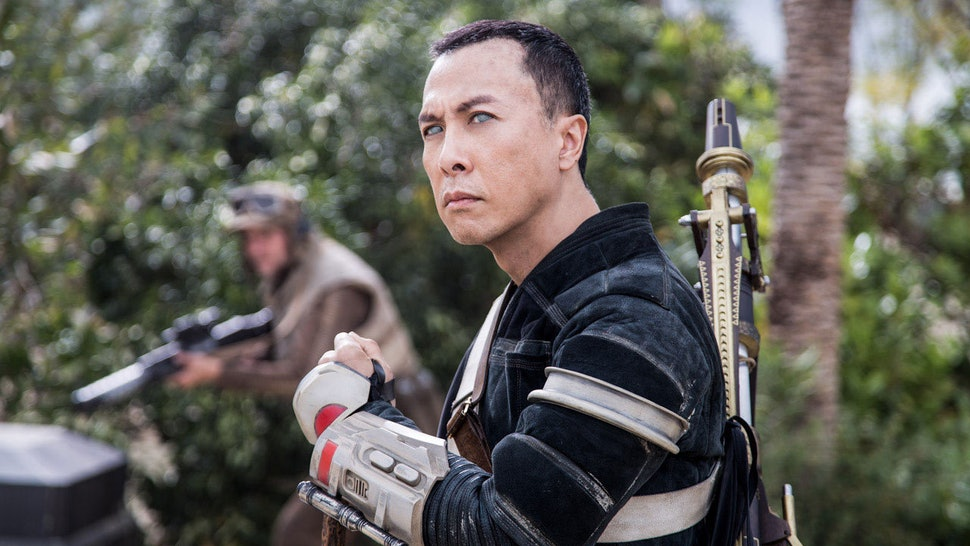 Image result for rogue one chirrut imwe