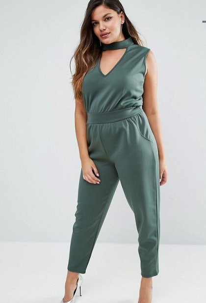 b0b3b3743828 15 Plus Size Jumpsuits For Anyone Who Wants To Switch It Up From Party  Dresses