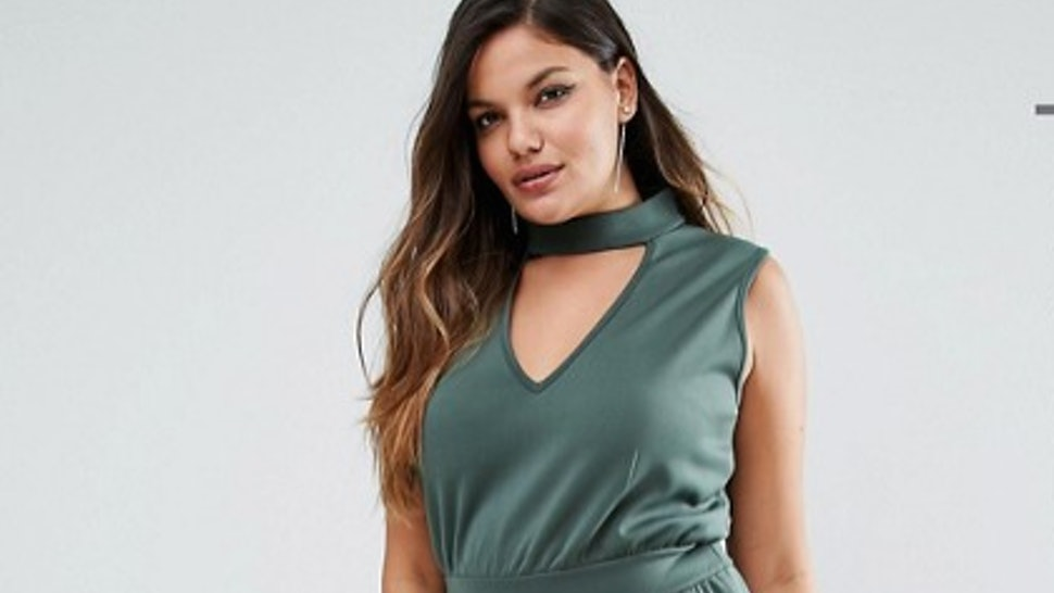ea709543c92 15 Plus Size Jumpsuits For Anyone Who Wants To Switch It Up From Party  Dresses