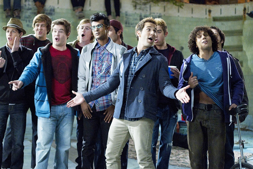 The treblemakers pitch perfect cast dating